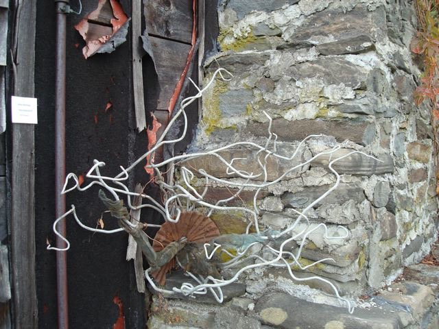 John - Outside Shed